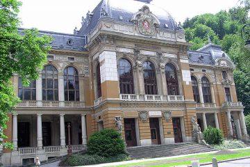 Karlovy Vary császári fürdő Kaiserbad