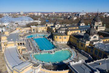 Széchenyi Gyógyfürdő és Uszoda zárva