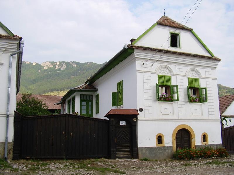 torockó ház