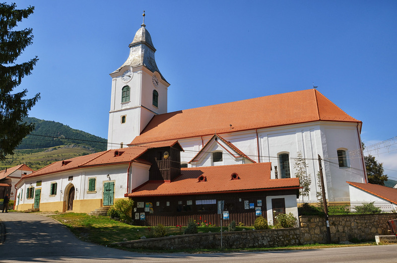 torockó Unitárius templom
