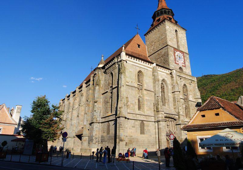 Brassói Fekete templom