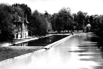 gyulai fürdő 1950