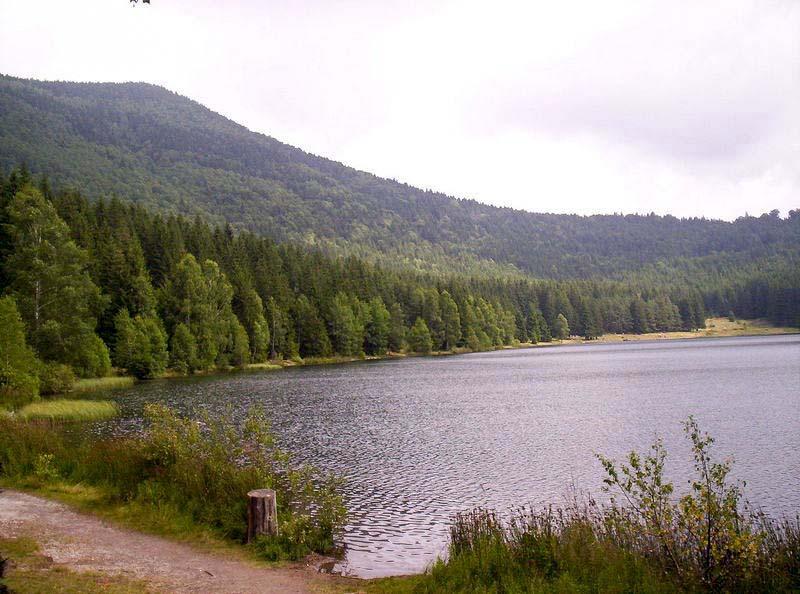 szent anna tó erdély