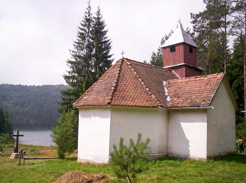 szent anna tó kápolna