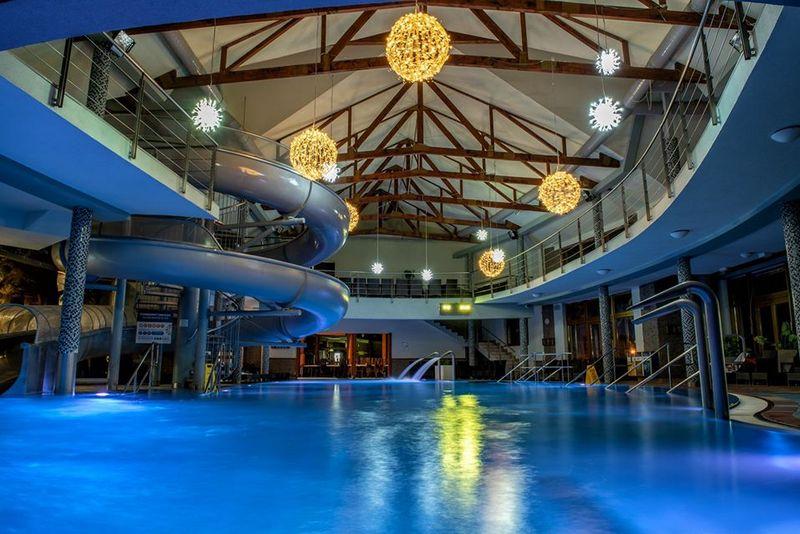 Gino Paradise Aquapark csúszdapark