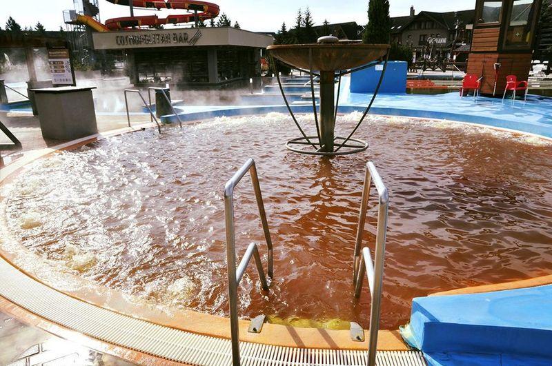 Gino Paradise Aquapark gyógyvíz
