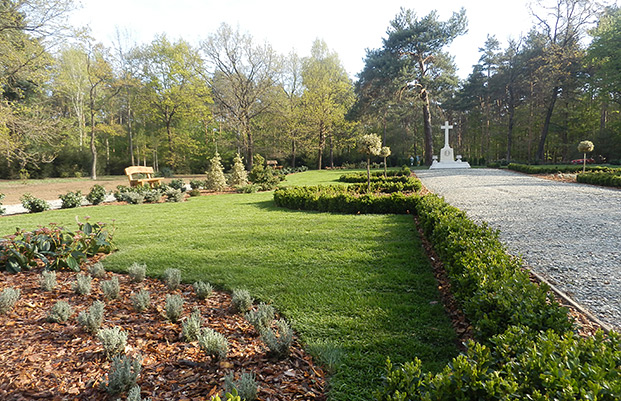 Jeli Arborétum park