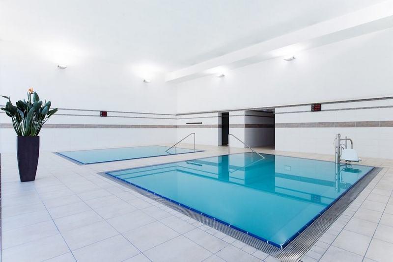 Pöstyéni fürdő Danubius Health Spa Balnea