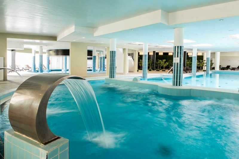 Wellness hotel Sikonda Accent Ambient Szálloda uszoda