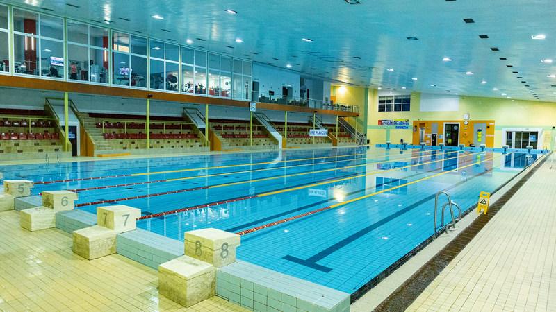 AquaCity Poprad úszómedence