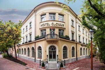 Grand Hotel Glorius Makó