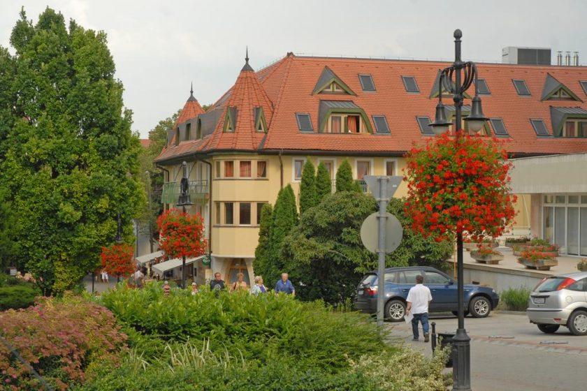 Hévíz Hotel Kalma superior