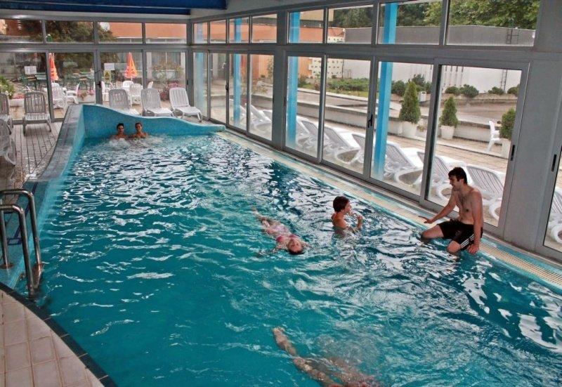 Hotel Szieszta Sopron uszoda