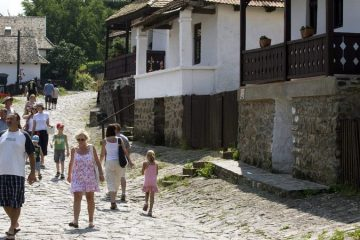 Hollókő turizmus