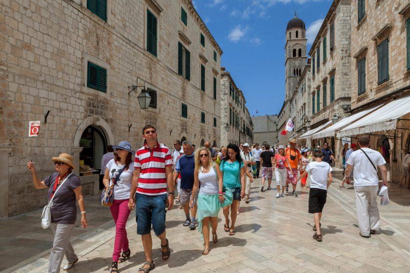 horvátország Dubrovnik