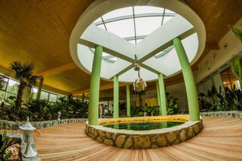 podhájkai Kúpalisko gyógyfürdő Aquamarin Wellness Központ