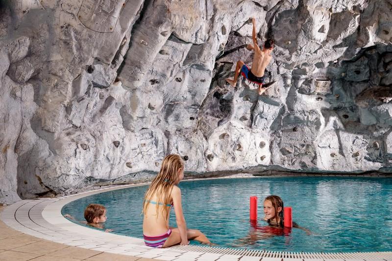 Aquapark Bohinj élménymedence