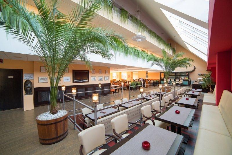 Art Hotel Zalakaros belső