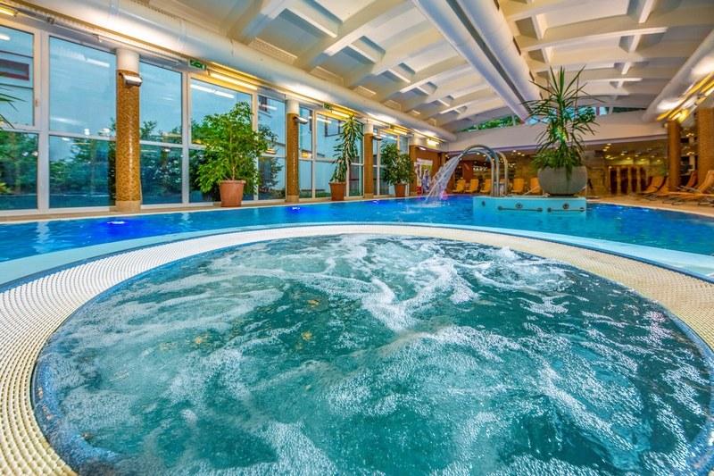 Dráva Hotel Thermal Resort Harkány pezsgőfürdő