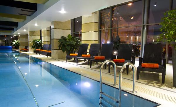 Hotel Divinus Debrecen wellness