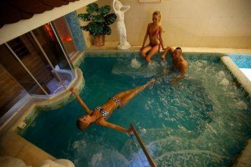 Hotel Korona Eger wellness