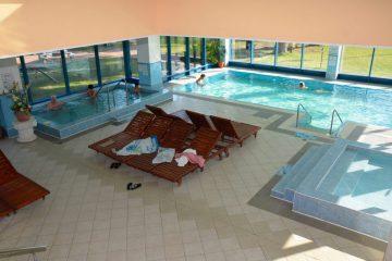Hotel Magistern Siófok wellness