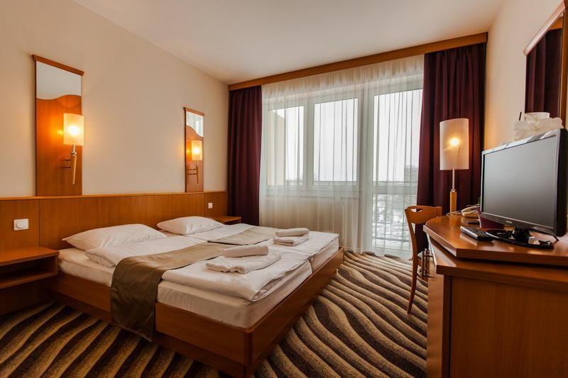 Hotel Panoráma Siófok szoba