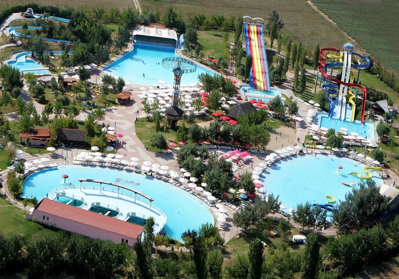 Thessaloniki Waterland Aquapark