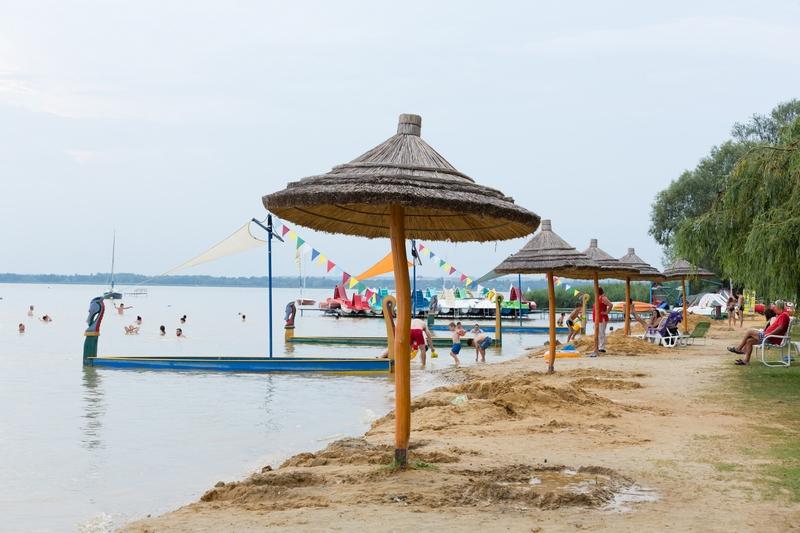 Vonyarcvashegy Lidó strand