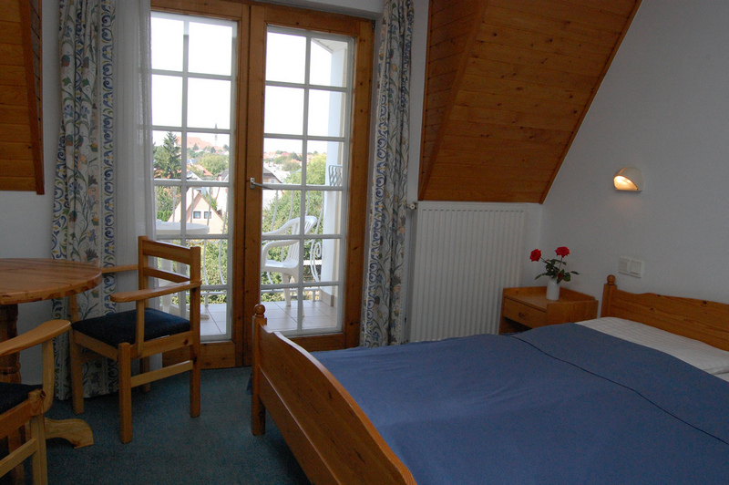 Wellness Hotel Kakadu Keszthely szoba