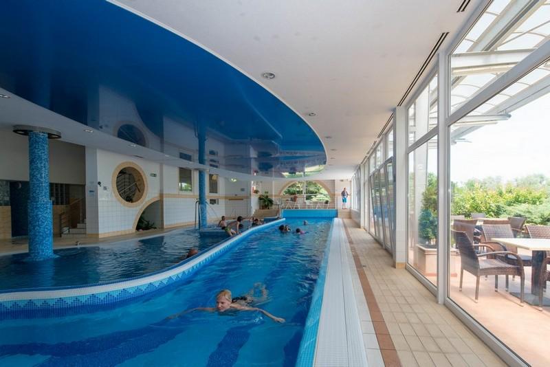 Hotel Panoráma Balatongyörök wellness-uszoda