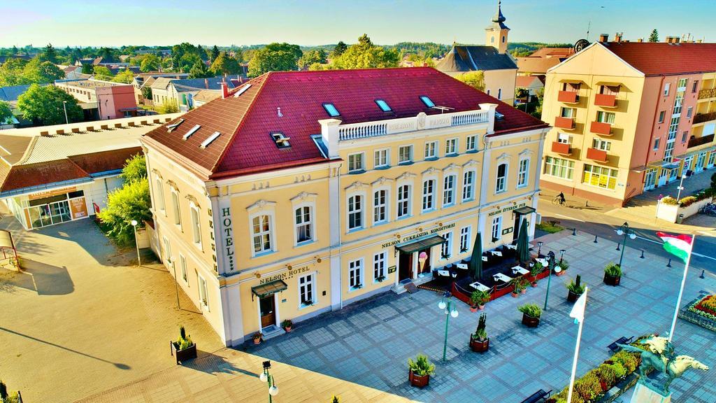 nelson hotel hajduszoboszlo