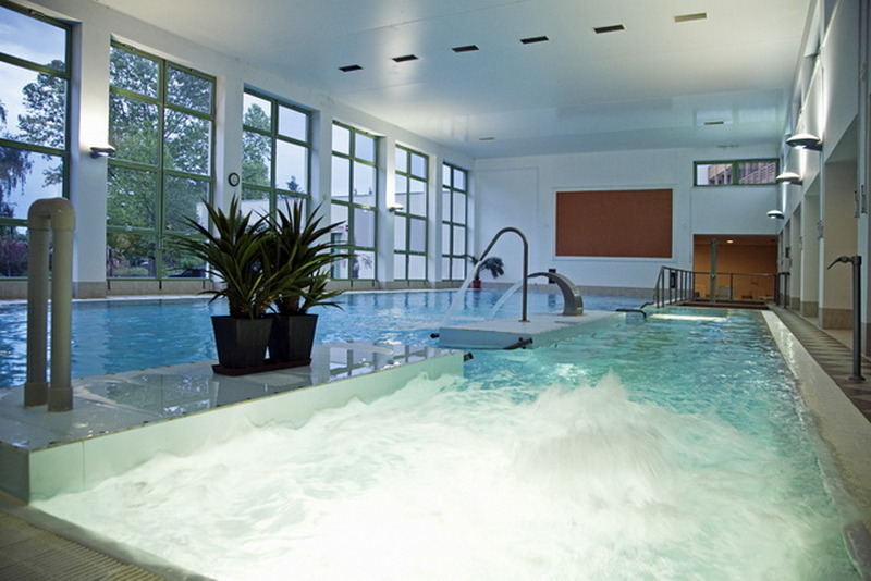 Thermal Hotel Harkány wellness