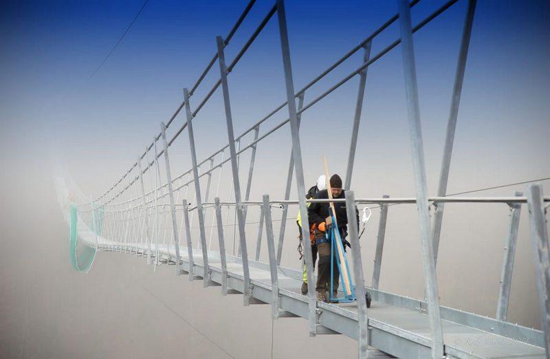 Highline179 függőhíd ausztria