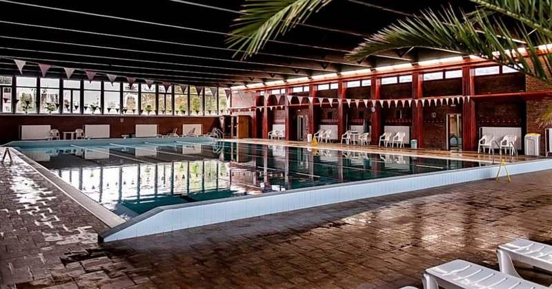 Júlia Fürdő úszómedence Nyíregyháza