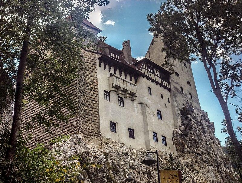 Törcsvári kastély Bran_Castle