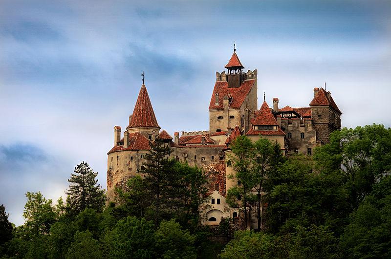 Törcsvári kastély