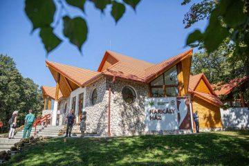 mátrafüred látogatóközpont