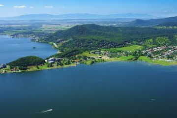 Széles-tó Szlovákia šírava