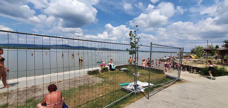 velencei tó gárdonyi szabadstrand