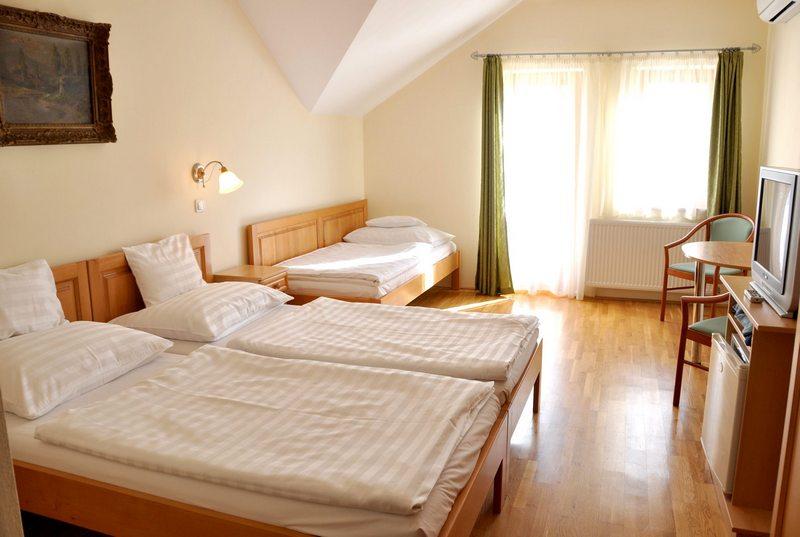 Ametiszt Hotel Harkány szoba