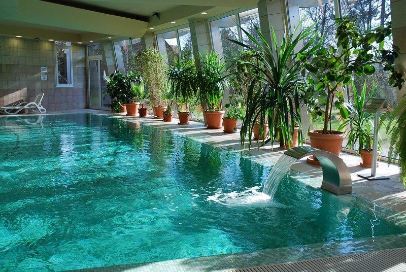 Hotel Residence Balaton wellness