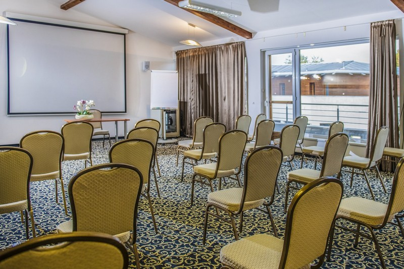 Hotel Residence balaton Siofok konferenciaterem