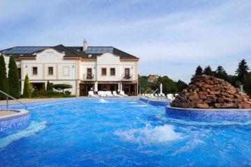 Hotel Villa Völgy Eger