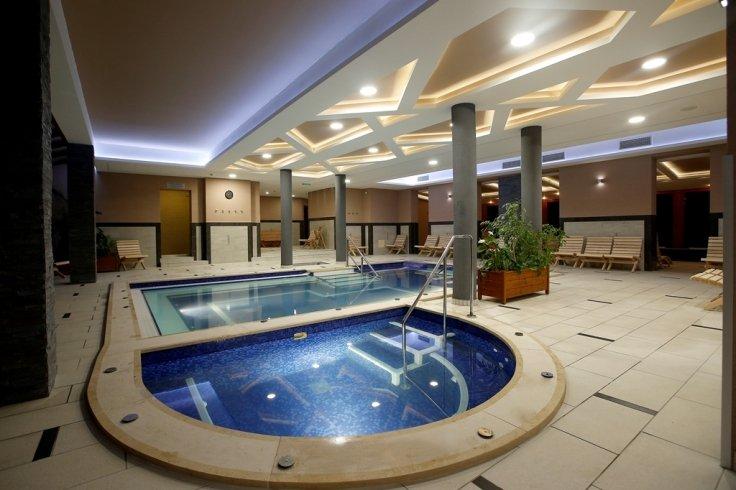 Hotel Villa Völgy Eger wellness