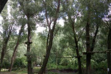 Ökokalandpark-Kalandstrand Gyenesdiás