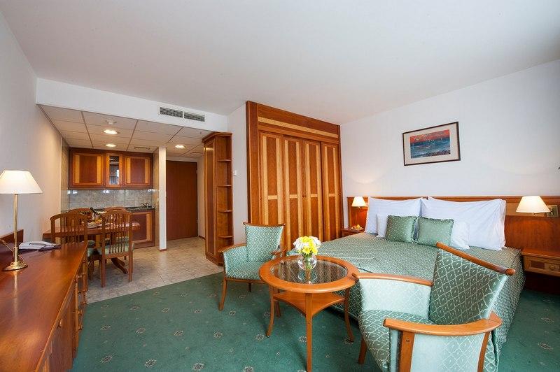 Palace Hotel Hévíz szoba apartman