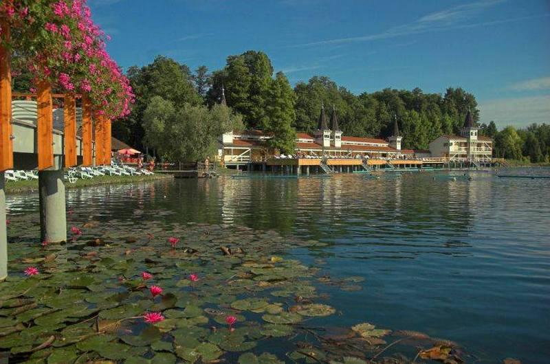 Park Hotel Hévíz hévízi tó