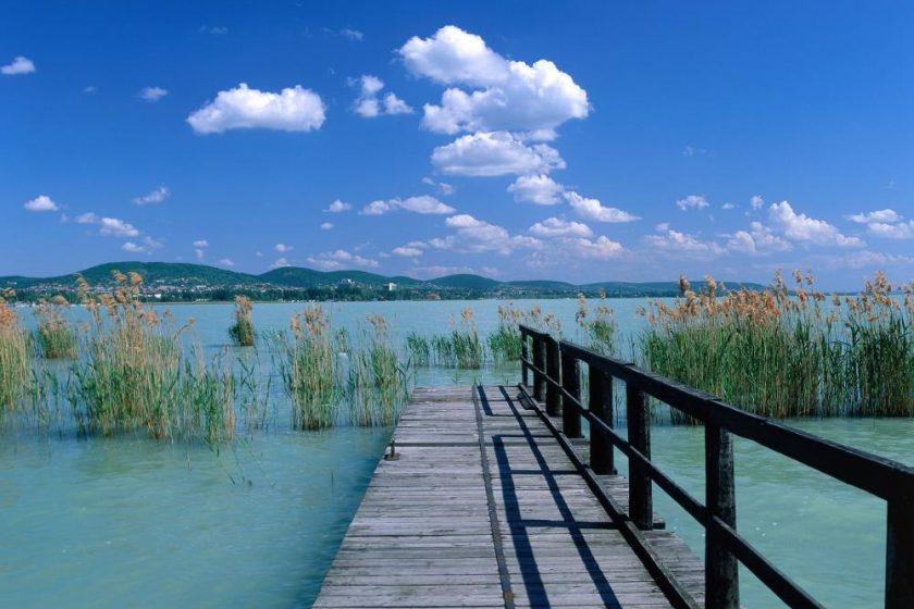 Balaton Ungarn