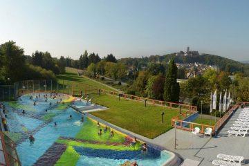Kurbad und Schwimmbad in Königstein
